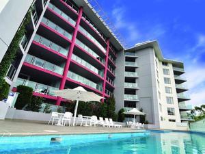 坎培拉太平洋套房酒店(Pacific Suites Canberra)