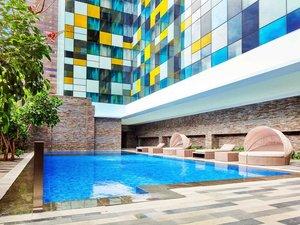 雅加達哈爾莫尼美爵酒店(Grand Mercure Jakarta Harmoni)