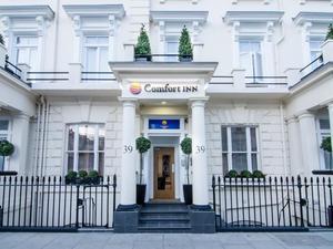 Comfort Inn 威斯敏斯特酒店(Comfort Inn Westminster)