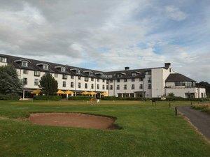 希爾頓坦普爾帕特里克酒店(Hilton Templepatrick Hotel)