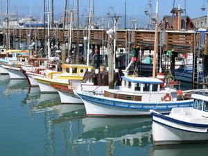 舊金山漁人碼頭假日酒店(Holiday Inn San Francisco-Fisherman's Wharf)