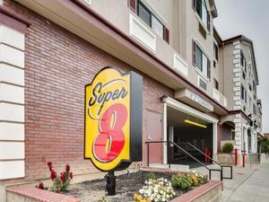 速8酒店-聖布魯諾/舊金山機場(Super 8 San Bruno/San Francisco Airport)