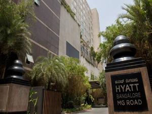 班加羅爾-MG路凱悅酒店(Hyatt Bangalore - MG Road)