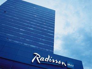 哥本哈根麗笙布魯皇家酒店(Radisson Blu Royal Hotel Copenhagen)