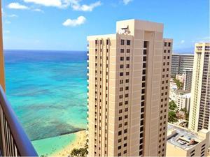 歐胡島火奴魯魯太平洋海灘酒店(Pacific Beach Hotel Oahu Honolulu)