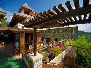 濤島度假村(Ko Tao Resort)