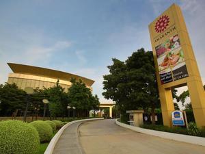 貝斯特韋斯特曼谷素旺納普紫莧精品酒店(Best Western Premier Amaranth Suvarnabhumi Airport Bangkok)