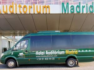 馬德里會議中心萬豪禮堂酒店(Madrid Marriott Auditorium Hotel & Conference Center)