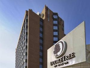 西埃德蒙頓希爾頓逸林酒店(DoubleTree by Hilton Hotel West Edmonton)