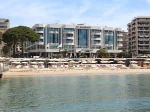 萬豪加納度假酒店(JW Marriott Cannes)