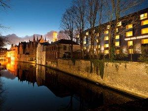 布魯日卡塞爾貝格大酒店(Grand Hotel Casselbergh Brugge)