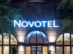 布魯塞爾中央車站諾富特酒店(Novotel Brussels Centre Midi Station)
