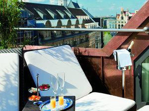 萊比錫漢德爾斯霍夫史蒂根伯格大酒店(Steigenberger Grandhotel Handelshof Leipzig)