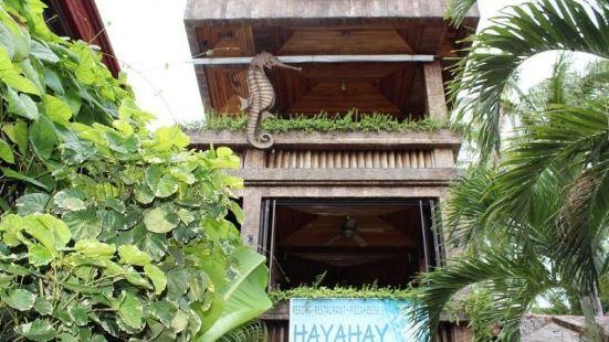 Hayahay Resort Bohol