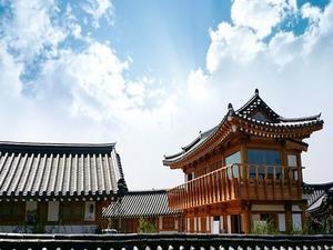 幸福村Syeobul韓屋民宿(Happy Village Syeobul Hanok Pension)