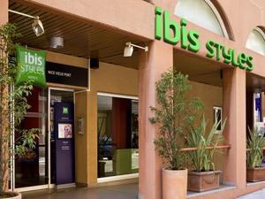 尼斯老港宜必思尚品酒店(ibis Styles Nice Vieux Port)