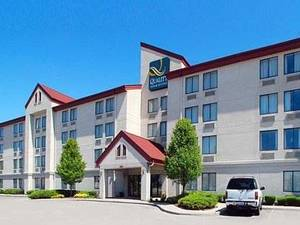 Quality Inn & Suites 機場酒店(Quality Inn & Suites Airport)