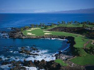 馬納拉尼灣簡易別墅酒店(Mauna Lani Bay Hotel & Bungalows)