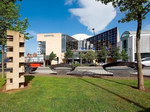 謝菲爾德中心諾富特酒店(Novotel Sheffield Centre)