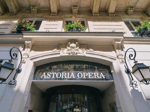 巴黎阿斯托利亞酒店(Hotel Astoria – Astotel Paris)