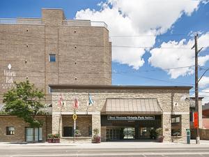 渥太華市中心維多利亞公園貝斯特韋斯特優質酒店(BEST WESTERN PLUS Ottawa Downtown-Victoria Park)