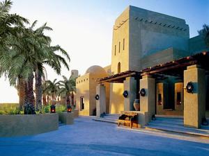 巴布鋁沙姆斯沙漠度假村(Bab Al Shams Desert Resort and Spa)