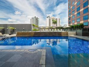 新加坡羅克西豪華美爵酒店(Grand Mercure Roxy Singapore)