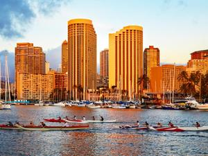 夏威夷威基基王子大飯店(Hawaii Prince Hotel Waikiki)