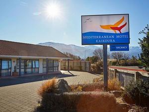 凱庫拉地中海汽車旅館(Mediterranean Motel Kaikoura)