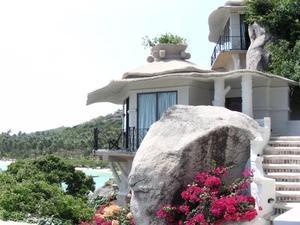 龜島加瑪卡瑞水療度假村(Jamahkiri Spa & Resort Koh Tao)