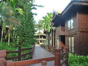 熱浪島塔雅拉斯海灘及水療度假(The Taaras Beach & Spa Resort Redang)