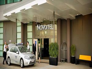 布里斯班機場諾富特酒店(Novotel Brisbane Airport)