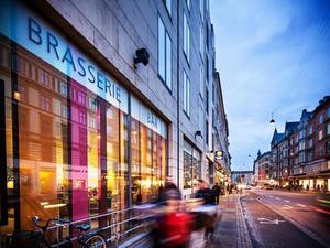 哥本哈根韋斯特布羅康福酒店(Comfort Hotel Vesterbro Copenhagen)