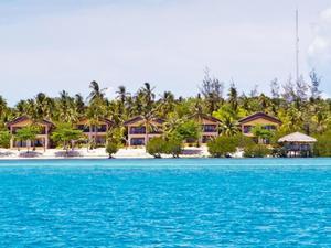 多什帕爾馬斯島度假村(Dos Palmas Island Resort and Spa)