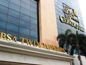 馬尼拉BSA 雙子塔酒店(BSA Twin Towers Manila)
