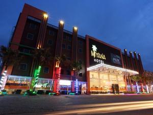 米亞納酒店(Miyana Hotel)