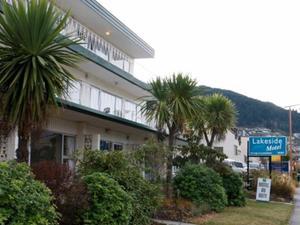 湖濱汽車旅館(Lakeside Motel)
