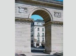 Quality Hotel 第戎北酒店(Quality Hotel du Nord Dijon)