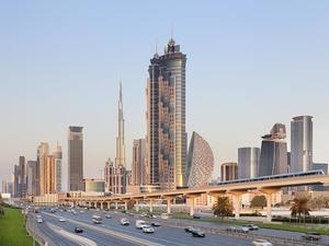 迪拜馬奎斯 JW 萬豪酒店(JW Marriott Marquis Hotel Dubai)