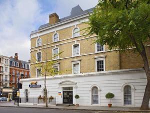 倫敦南肯辛頓馨樂庭(Citadines South Kensington London)