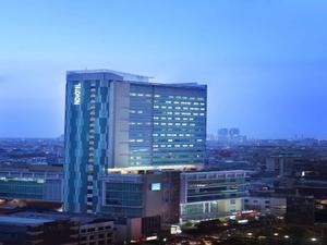 諾富特雅加達加查馬達酒店(Novotel Jakarta Gajah Mada)