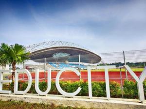 新山努薩CT酒店(Nusa CT Hotel Johor Bahru)