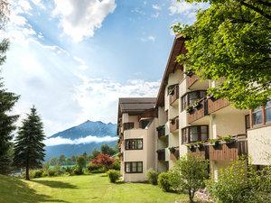 加米施 - 帕騰基興多林特體育賓館(Dorint Sporthotel Garmisch-Partenkirchen)