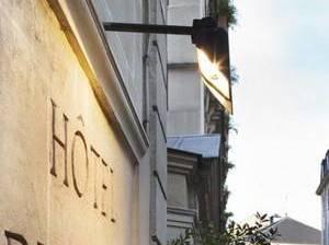 德拉維尼亞酒店(Hôtel Delavigne)