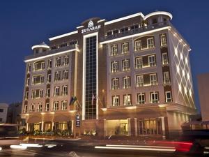 祖巴拉酒店(Zubarah Hotel)