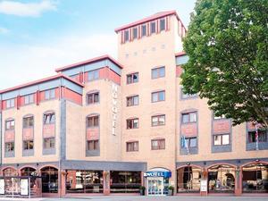 布里斯托爾中心諾富特酒店(Novotel Bristol Centre)