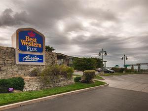 卡瓦利爾濱海貝斯特韋斯特優質度假村酒店(BEST WESTERN PLUS Cavalier Oceanfront Resort)