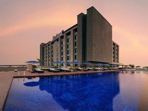 新德里西維豪爾布魯麗笙酒店(Radisson Blu Hotel New Delhi Paschim Vihar)