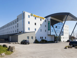 Quality Hotel & Suites 南特伯瑞赫塞祖爾酒店(Quality Hotel & Suites Nantes Beaujoire)
