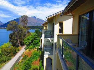 皇后鎮拉戈別墅酒店(Villa del Lago Queenstown)